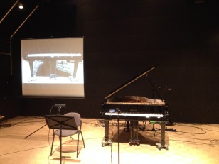 Concert in Utrecht with the Yamaha Disklavier of the Conlon Foundation in January 2016
