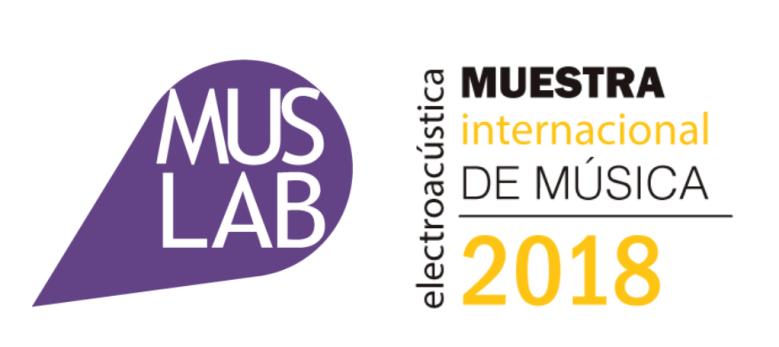 Muslab 2018 logo